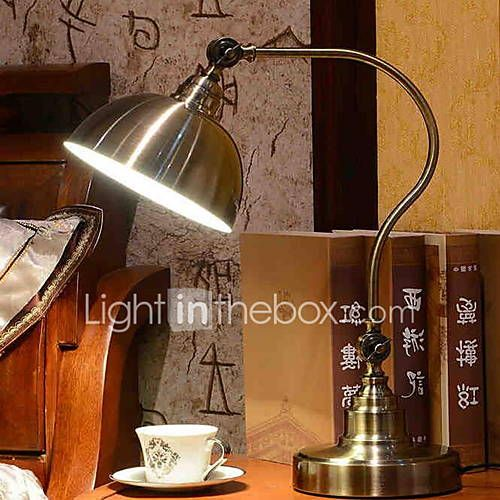 31-40 Rustic/Lodge Table Lamp , Feature for Decorative Ambient Lamps , with Electroplated Use On/Off Switch Switch 5929816 2017 – $177.31
