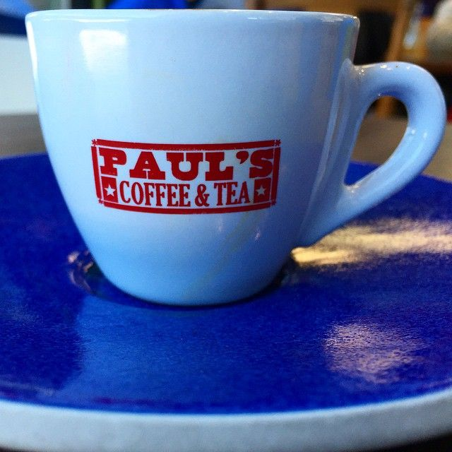 Paul's Coffee and Tea in Louisville, CO
