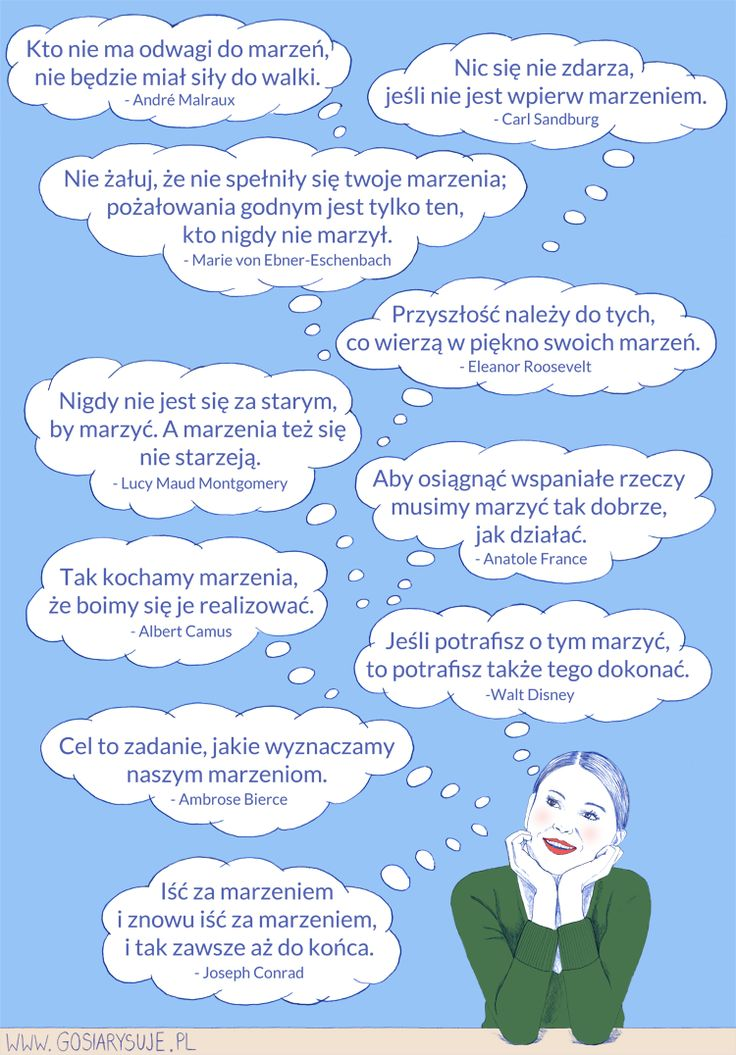 Freelancerka-Marzycielka #cytaty #marzenia
