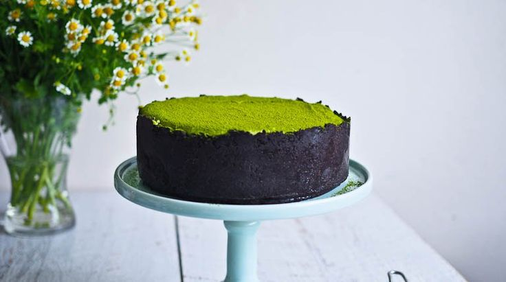 Clara, The Eight Times Matcha White Chocolate Lime Cheesecake To Die For!