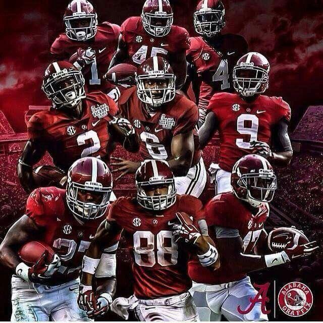 Alabama Football 2016