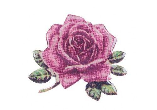 Καρφίτσα - Τριαντάφυλλο sugarline production
