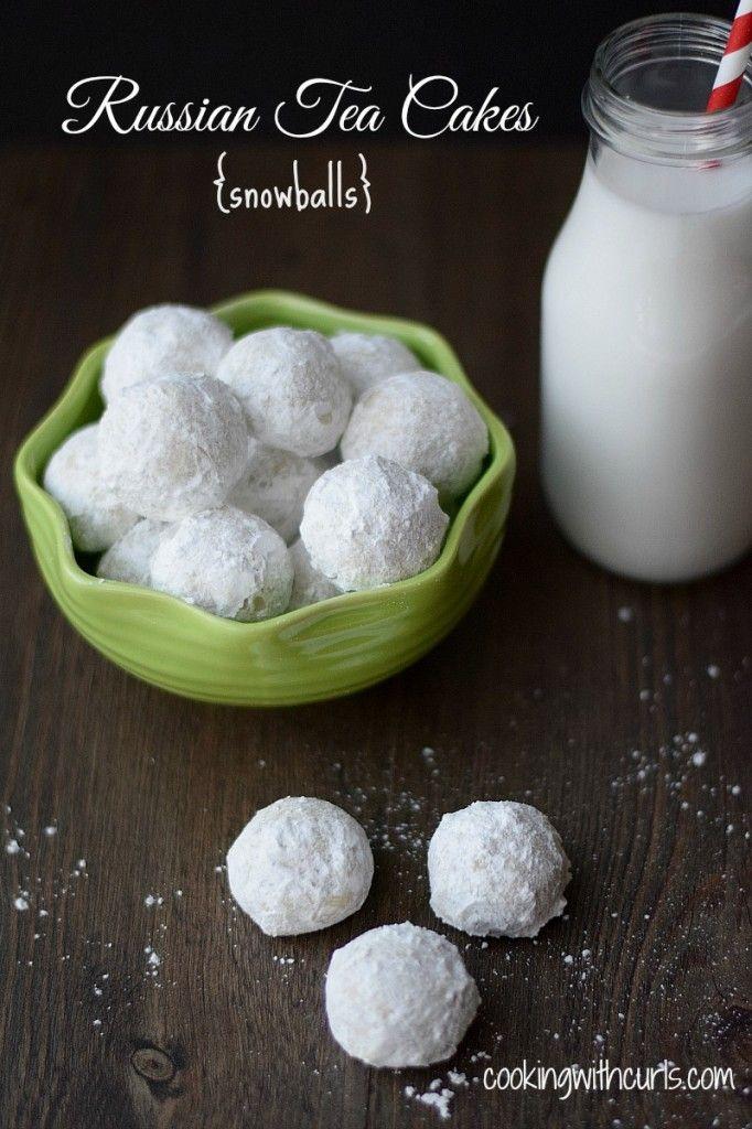 1000+ ideas about Russian Tea Cookies on Pinterest | Russian Tea, Tea ...