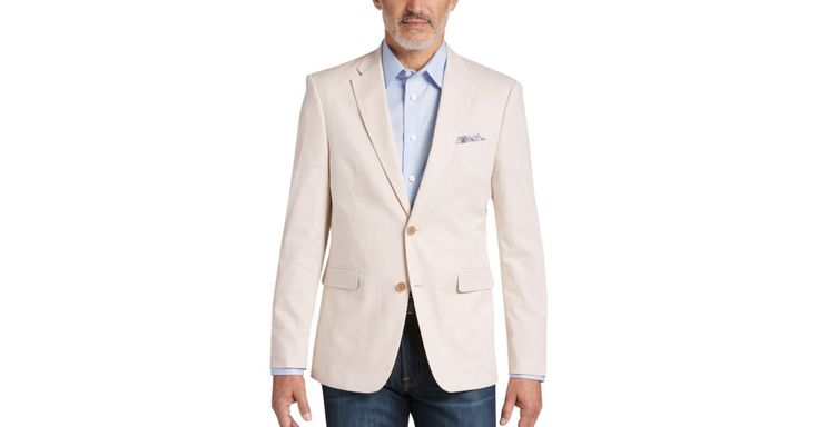 Buy a Tommy Hilfiger Tan Stripe Slim Fit Sport Coat online at Men's Wearhouse. See the latest styles of men's Sport Coats. FREE Shipping on orders $50+.