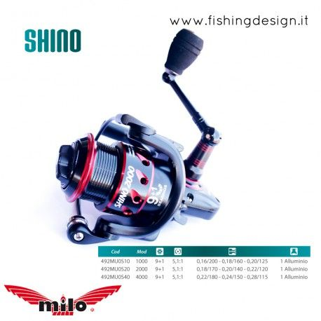 MILO SHINO