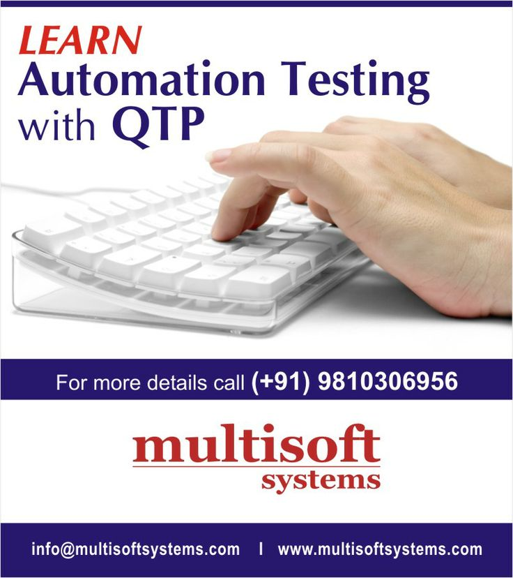 Certification Course on Automation Testing