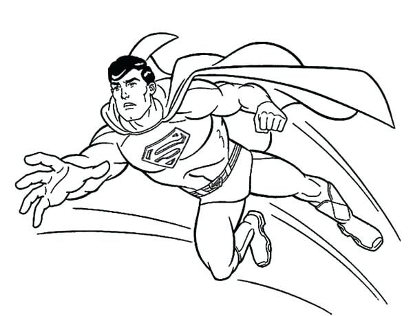 Printable Superman Coloring Pages Idea Free Coloring Sheets Superhero Coloring Pages Superman Coloring Pages Coloring Pages For Boys