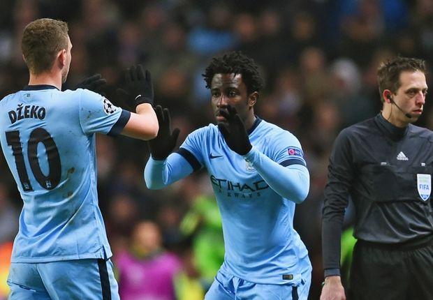 Bandar Judi Terpercaya - Wilfried Bony Tetap Optimis Susul Chelsea - Striker Manchester City, Wilfried Bony, ingin timnya bisa memenangi...