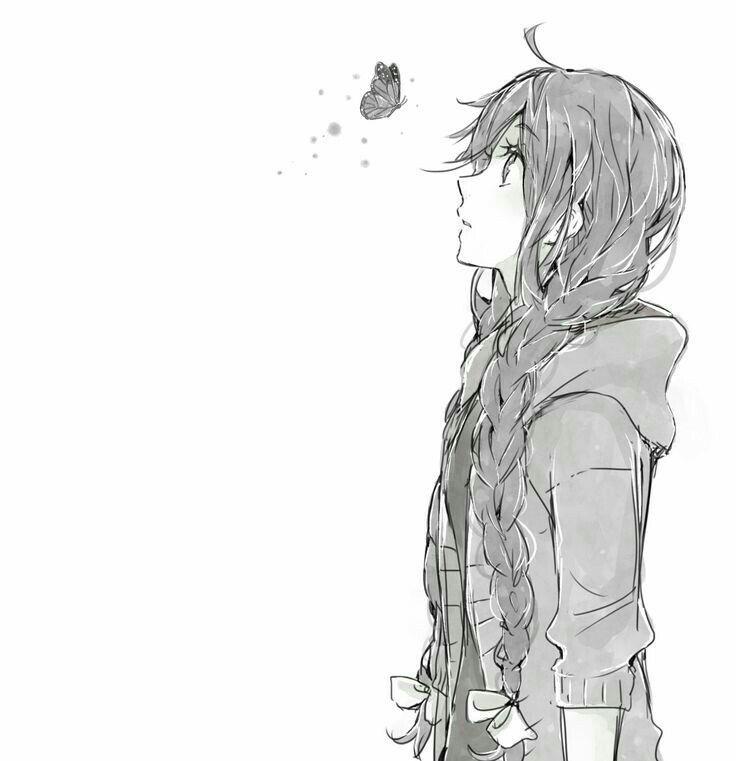 Manga Arte Random Pinterest Anime Anime Art And Manga Girl