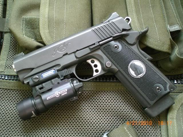 Kimber Custom TLE/RL II