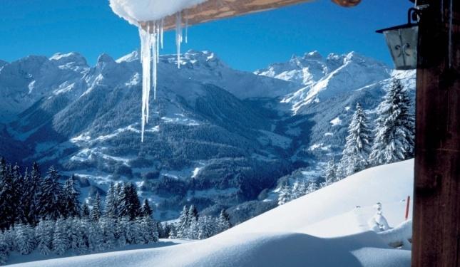 Montafon, Austria