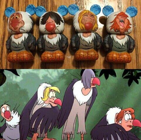 Jungle book vultures