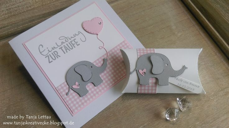 taufsets mit dem kleinen elefanten in 2020   zur taufe