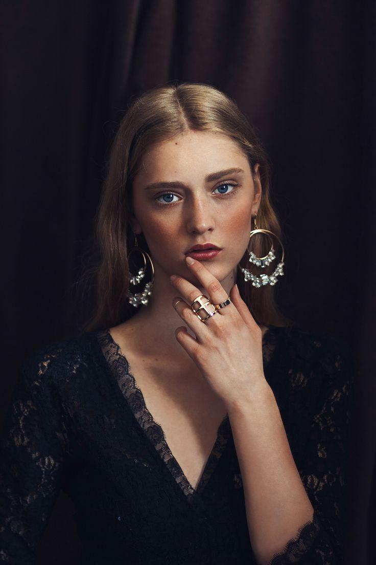 Model Test.  PH: Julia Szerement Model: Dominika Białkowska / Claris Model Manegment Stylist/Make-up: Dominika Szatkowska