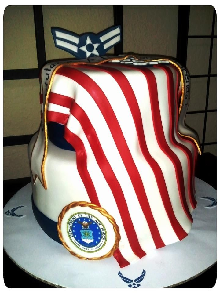 Edible Cake Images Air Force : 17 Best images about Chief cakes on Pinterest Air force ...