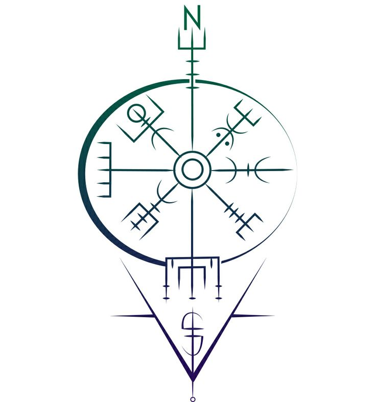 Vegvisir Meaning: 53 Best Images About Vegvisir On Pinterest