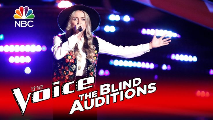 """The Voice 2016 Blind Audition - Darby Walker: """"Stand by Me"""""""