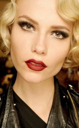 Hochzeit Make-up roten Lippen alten Hollywood Make-up 69 Trendy Ideas – #hollywood #ideas #li…