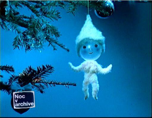 Vianočná znelka pre pásmo rozprávok 70 - 80 roky