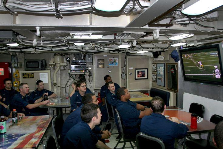 Capitans quarters navey ship google search ships for Interior submarino