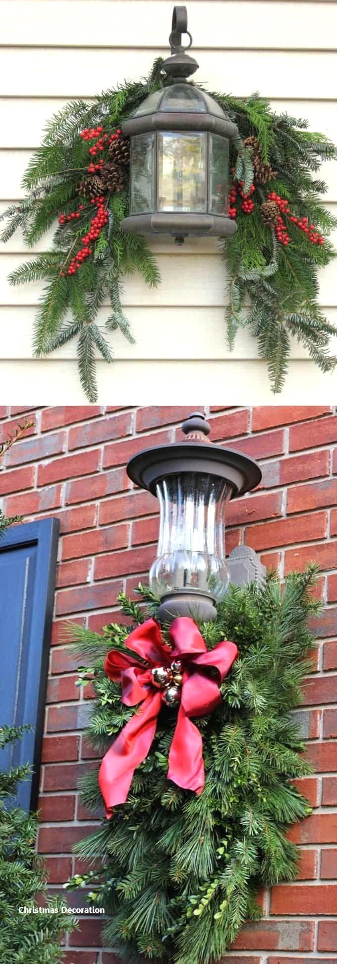 New Christmas Decoration Christmasdecoration Outdoor Christmas Diy Christmas Decorations Diy Outdoor Christmas Door Decorations