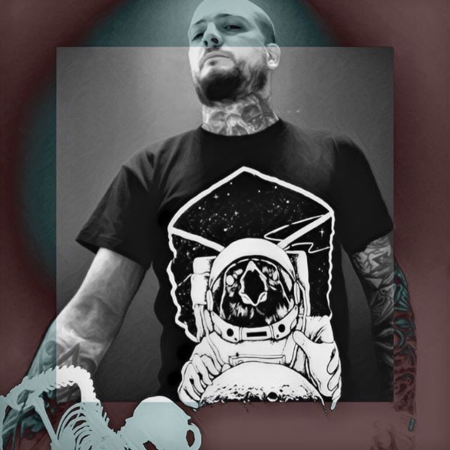 "CRMC sponsored @ulrich.w__otargos__volker wearing our Luna Cubi Matrix Tee Shop link in bio | We Ship Worldwide  Check the latest music video from French dark rockers @volker_official 🤘🤘🤘 ""Black Sunday"" from the album ""Dead Doll"" - out now!  #metal #darkmetal #blackmetal #darkrock #alt #alternative #sponsor #sponsorship #frenchmetal #france #french #francais #volker #death #musicvideo #overpoweredrecords #metalhead #altgirl #outnow #dark #instametal #volker #volkerband #blacksunday"