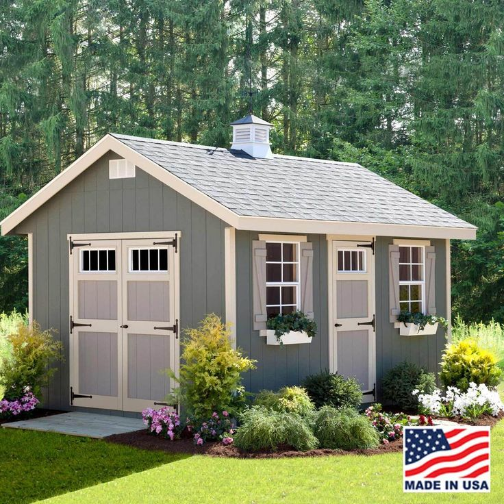 quality storage shed kits by ez fit sheds in amish country ohio we will ship amish made storage barns to you for an easy diy choose your style and size