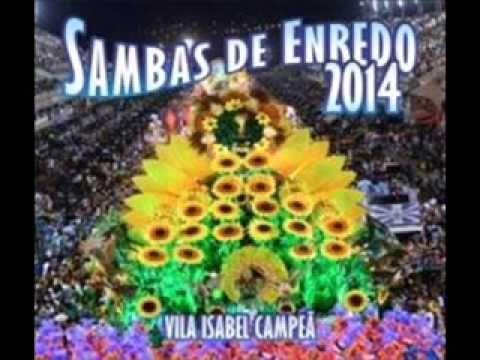 CD Sambas de Enredo 2014 Grupo Especial Carnaval Rio