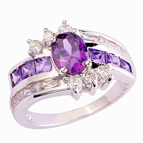 Sterling Silver Fashion Dome Cocktail Ring with AAA quality CZ Size 7-8