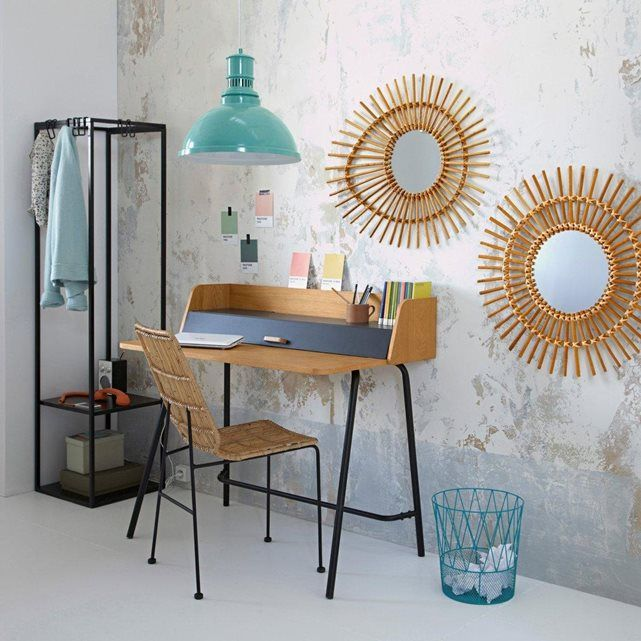 1000 images about d co bureau on pinterest cuisine - Bureau avec rehausse ...