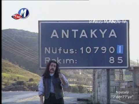 ANTAKYA  1989 Barış MANÇO İle Dere Tepe Türkiye