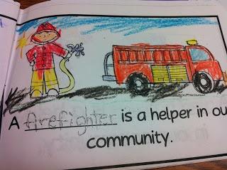The Adventures of a Kindergarten Teacher: Community Helpers