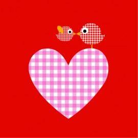 Hip geboortekaartje, te bestellen bij Boefjespost Geboortekaartjes, www.boefjespost.nl