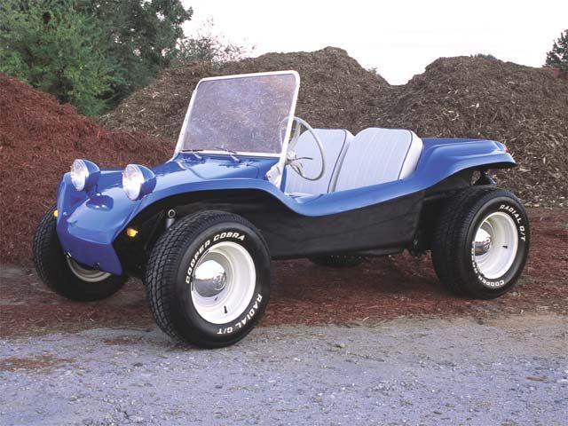 Myers Manx dune buggy