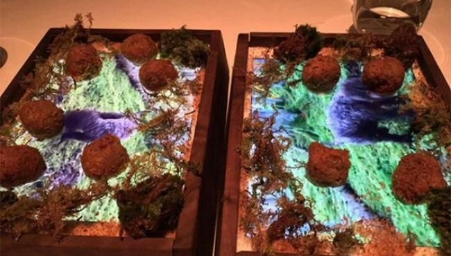 A San Francisco Restaurant is Serving Food on iPads, Like Literally