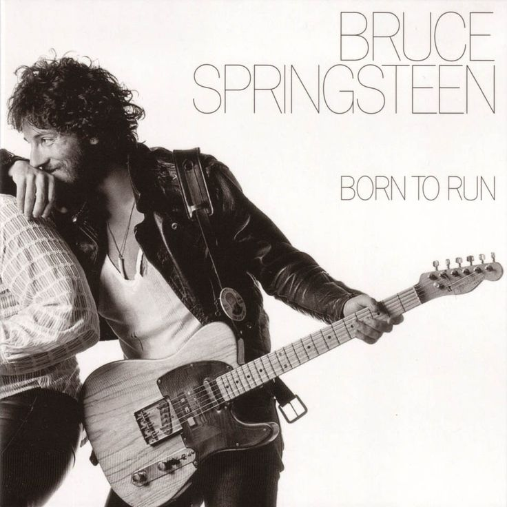 Bruce Springsteen - Born to Run ~ Love it!