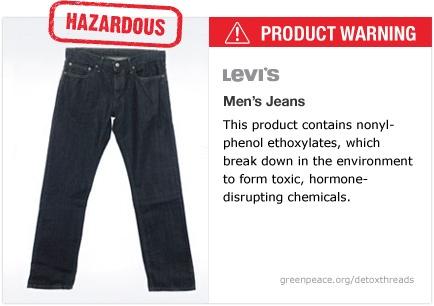 Levi's jeans   #Detox #Fashion