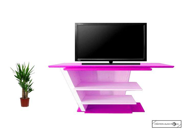 17 best ideas about meuble tv design on pinterest meuble for Petit meuble tv