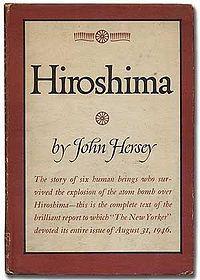 Hiroshima -- John Hersey