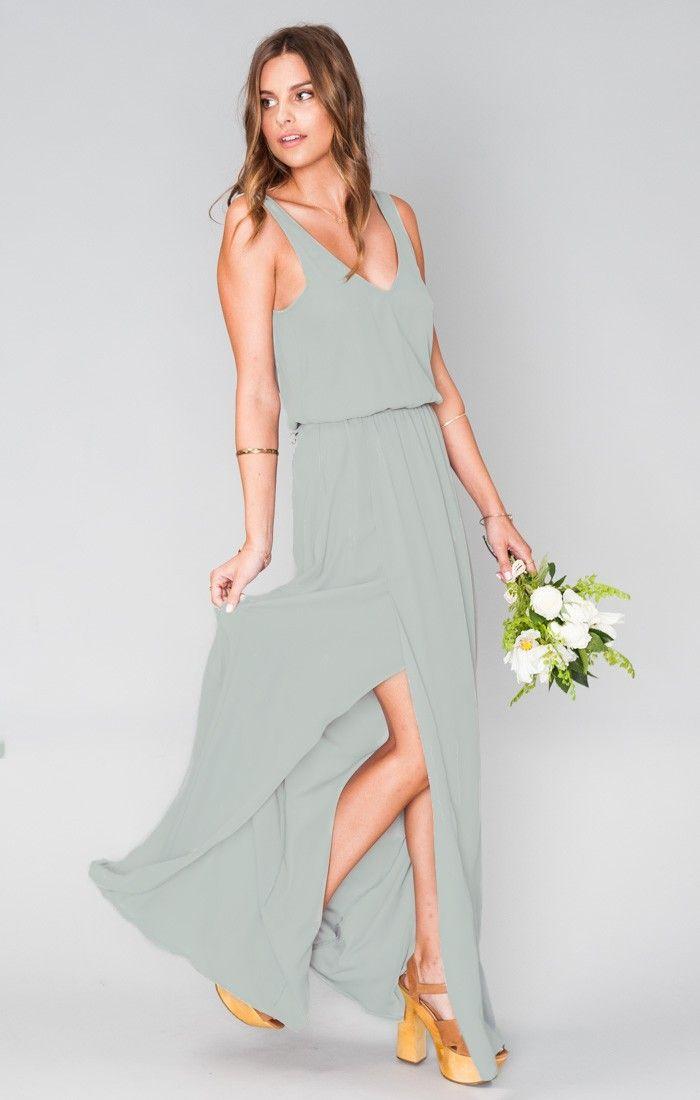 Best 25+ Sage bridesmaid dresses ideas on Pinterest   Sage ...