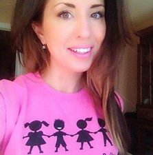@Lil' Sugar is supporting #pinkshirtday as part of team #ptpapink! :)