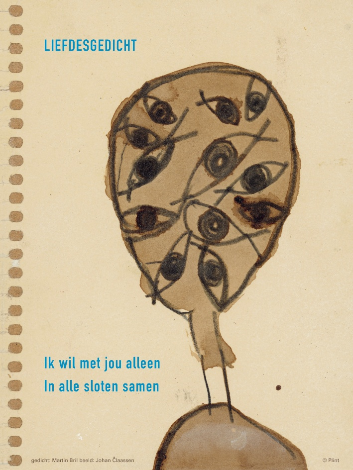 Een van de simpelste en mooiste liefdesgedichten ooit. R.I.P. Martin Bril.