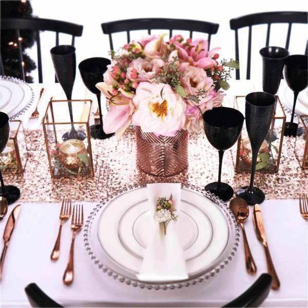 75 Moderne Weihnachtliche Tischdeko Vorschläge Für Ein