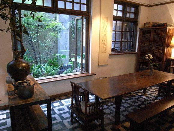 台湾  ~とっておき 茶芸館へ~ : ミンミンゼミ