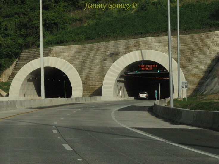 Maunabo tunnels