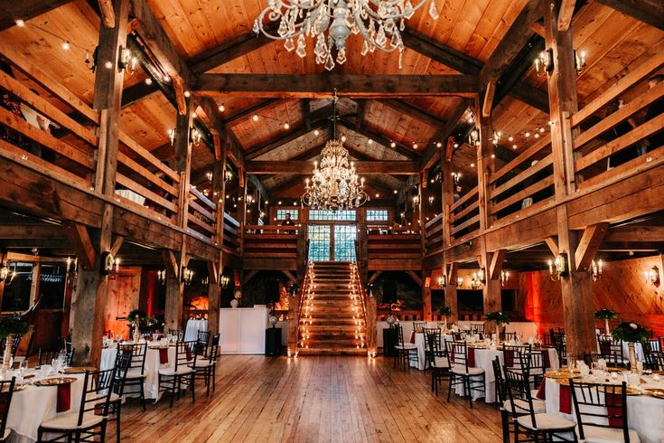 Barn wedding venues in Massachusetts Rustic Weddings ...