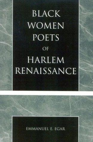 African American Art and Harlem Renaissance Literature