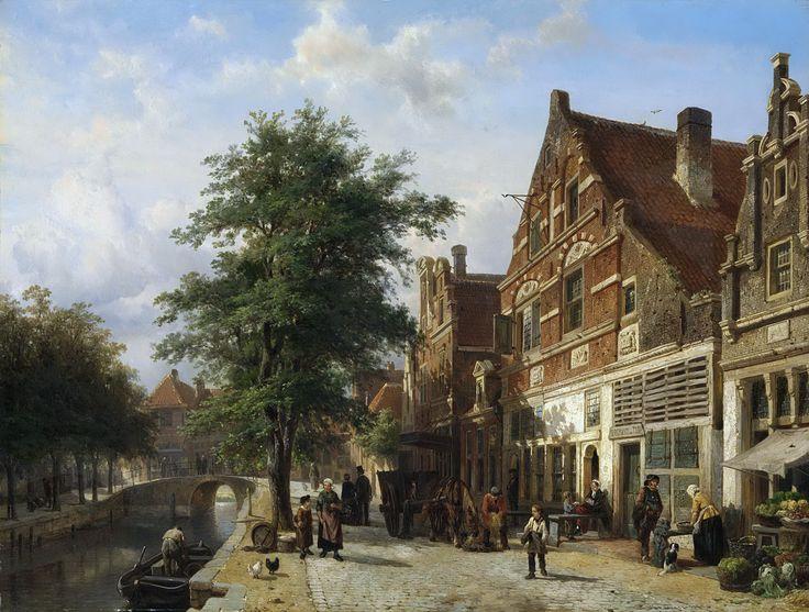 Springer Cornelis De Zuiderhavendijk in Enkh