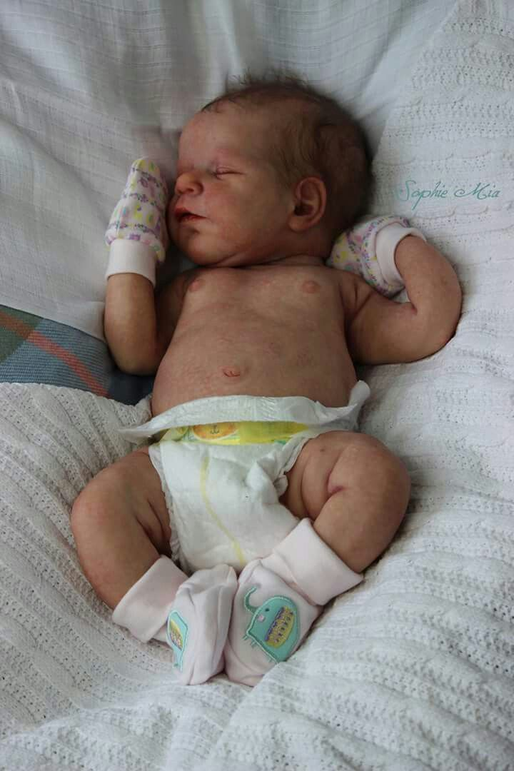 Reborn baby doll                                                                                                                                                                                 More