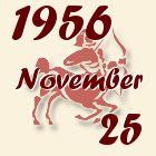 Nyilas, 1956. November 25